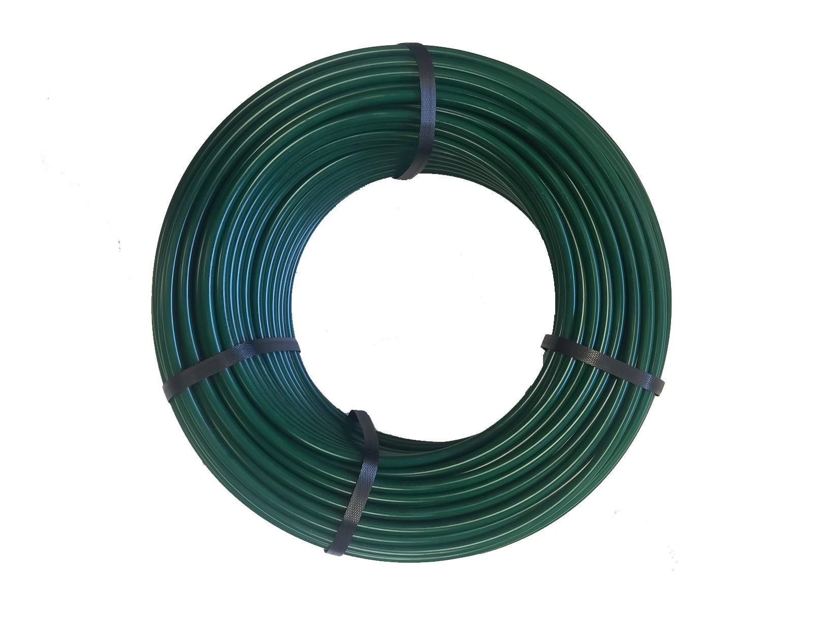 "MDPE 250 X 3/8"" Green"
