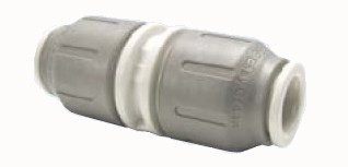 "3/8"" Straight Connector ECI0412W"