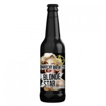 Anarchy Brew Co Blonde Star
