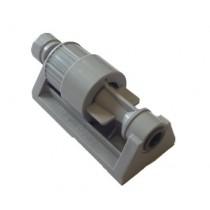 flow restrictor control valve