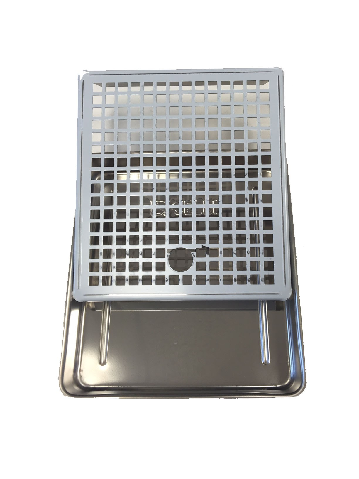 Stainless Steel Celli Drip Tray For Dispense Fonts Small