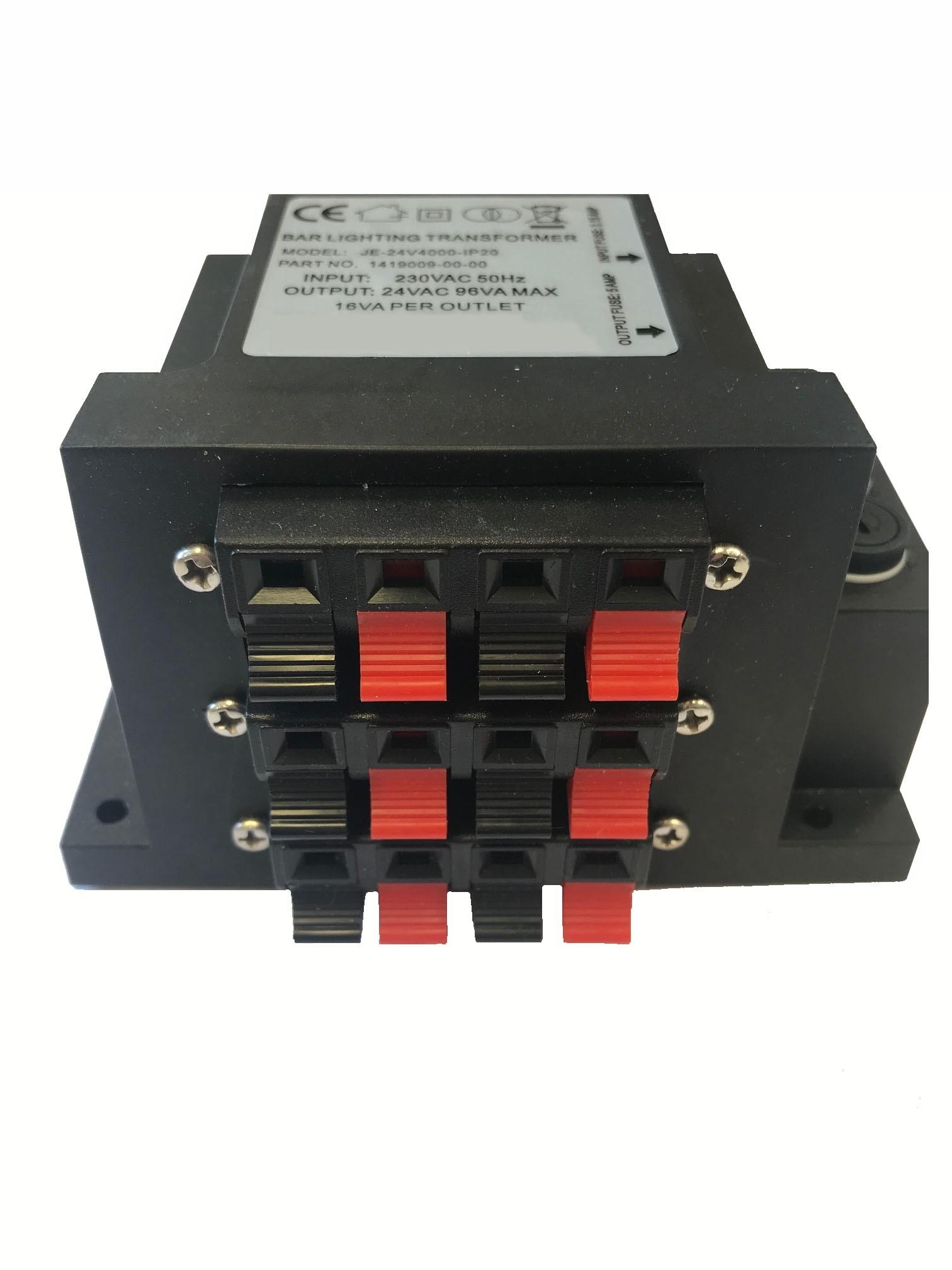 Bar Lighting Transformer 24v