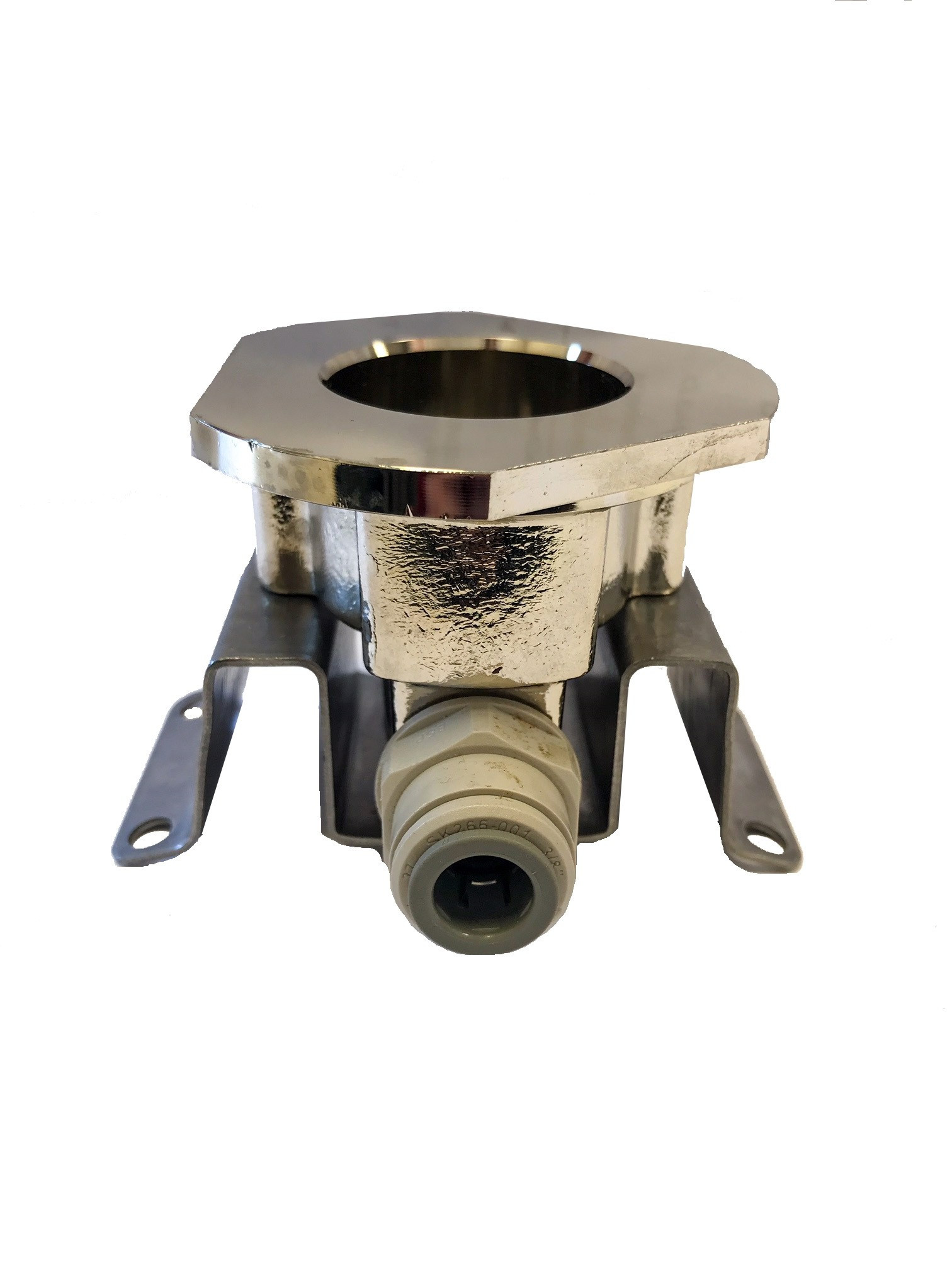 Keykeg Cleaning Socket With John Guest Fittings Only 163 25 00