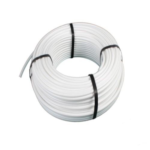 white gas tubing