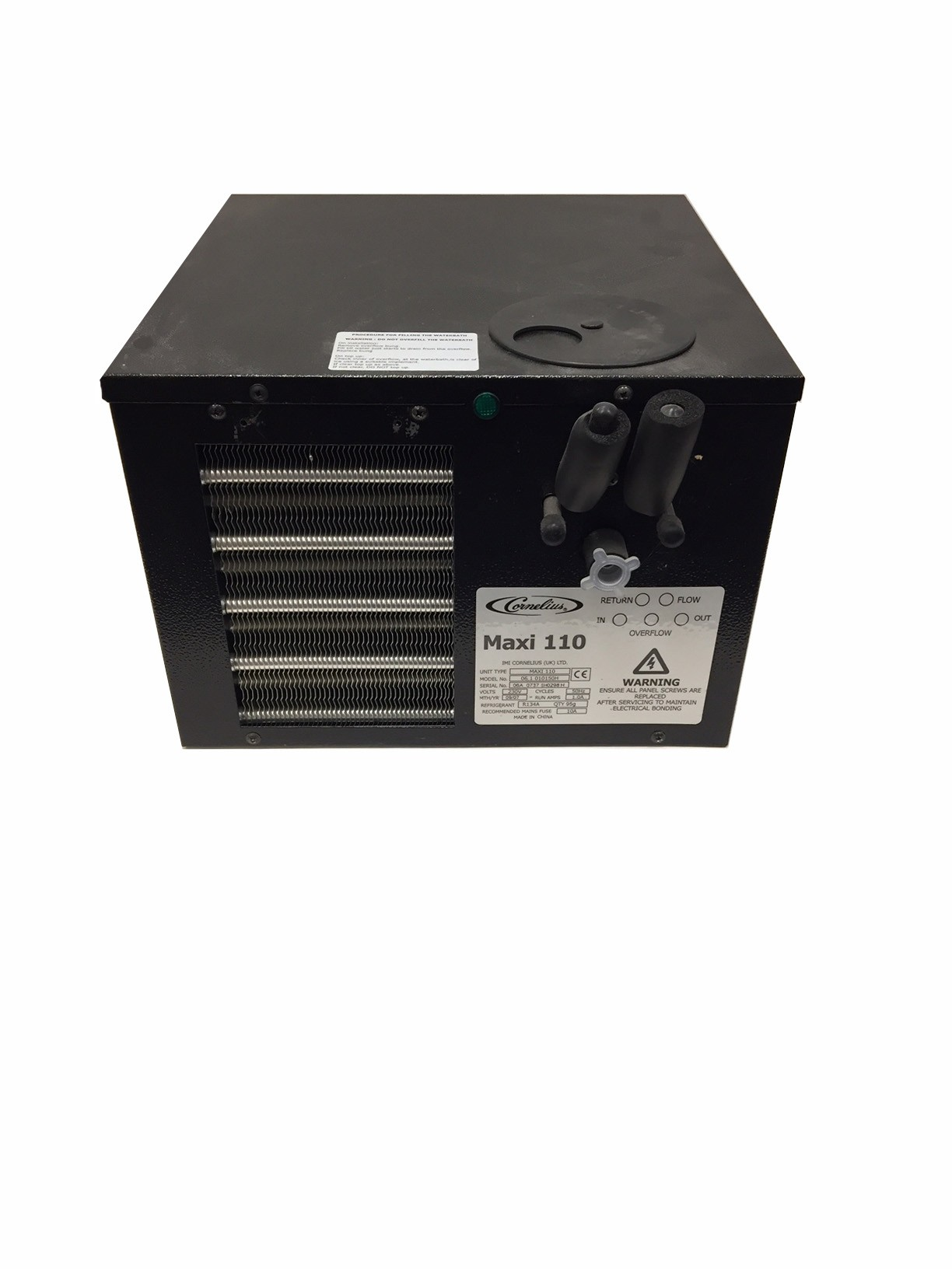 maxi 110 beer shelf cooler