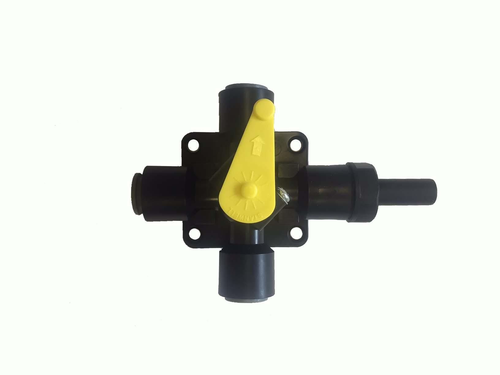 plastic CO valve