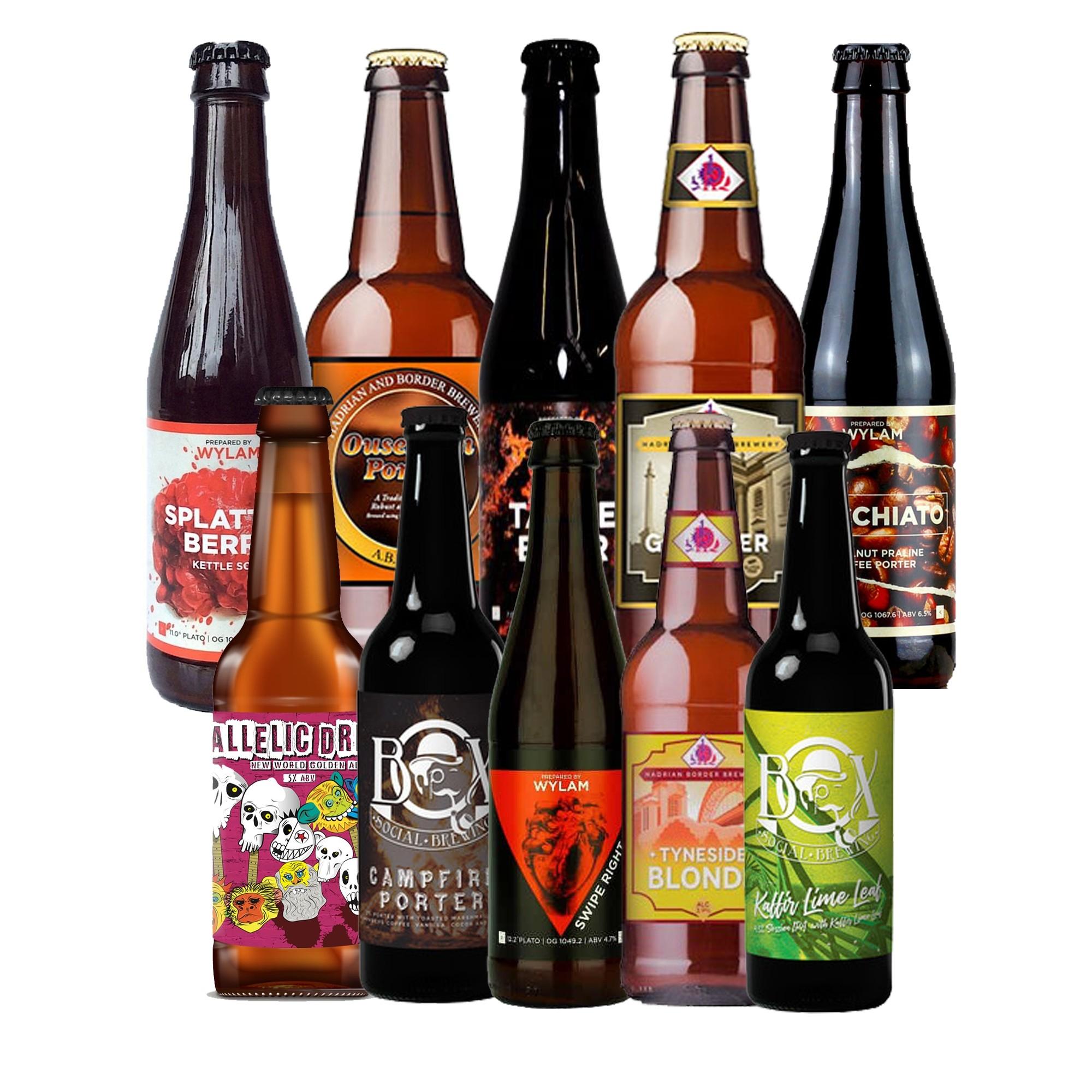 Craft Beer Mixed Case