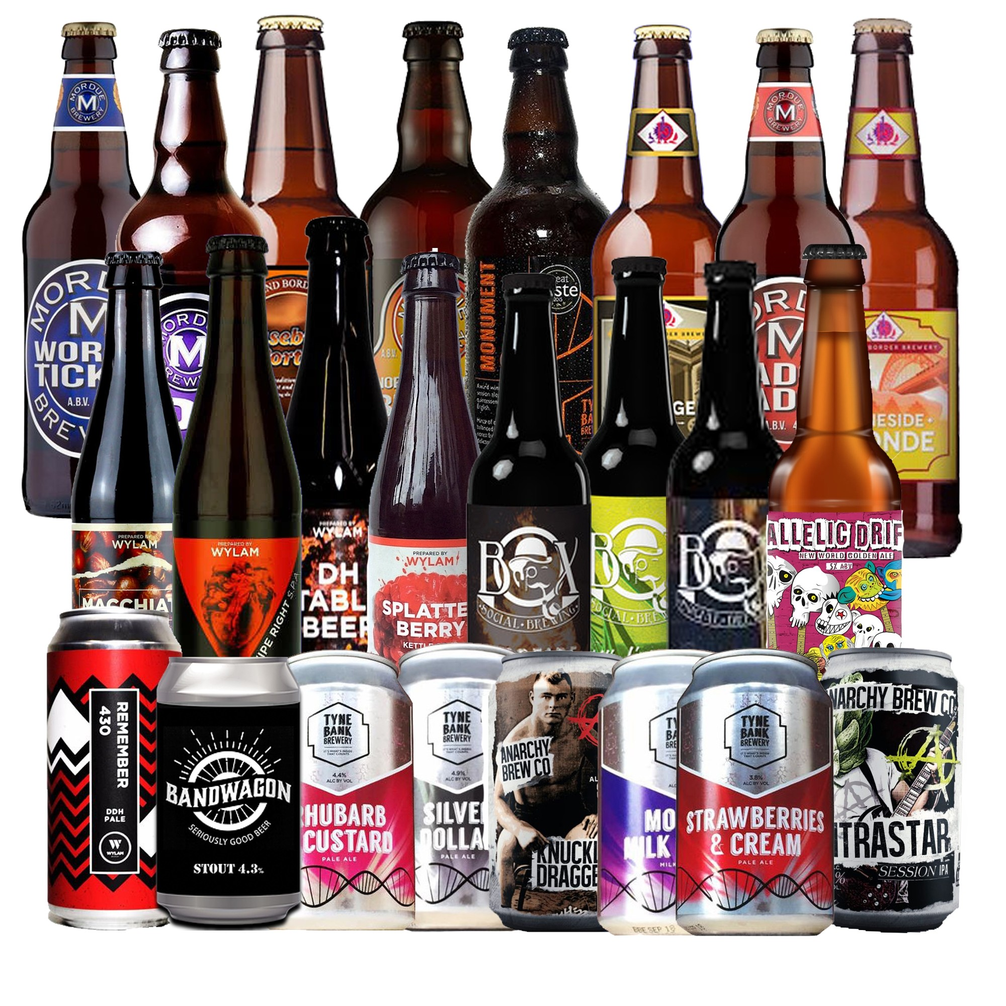 Craft beer subscription gift uk gift ftempo for Craft beer gift set