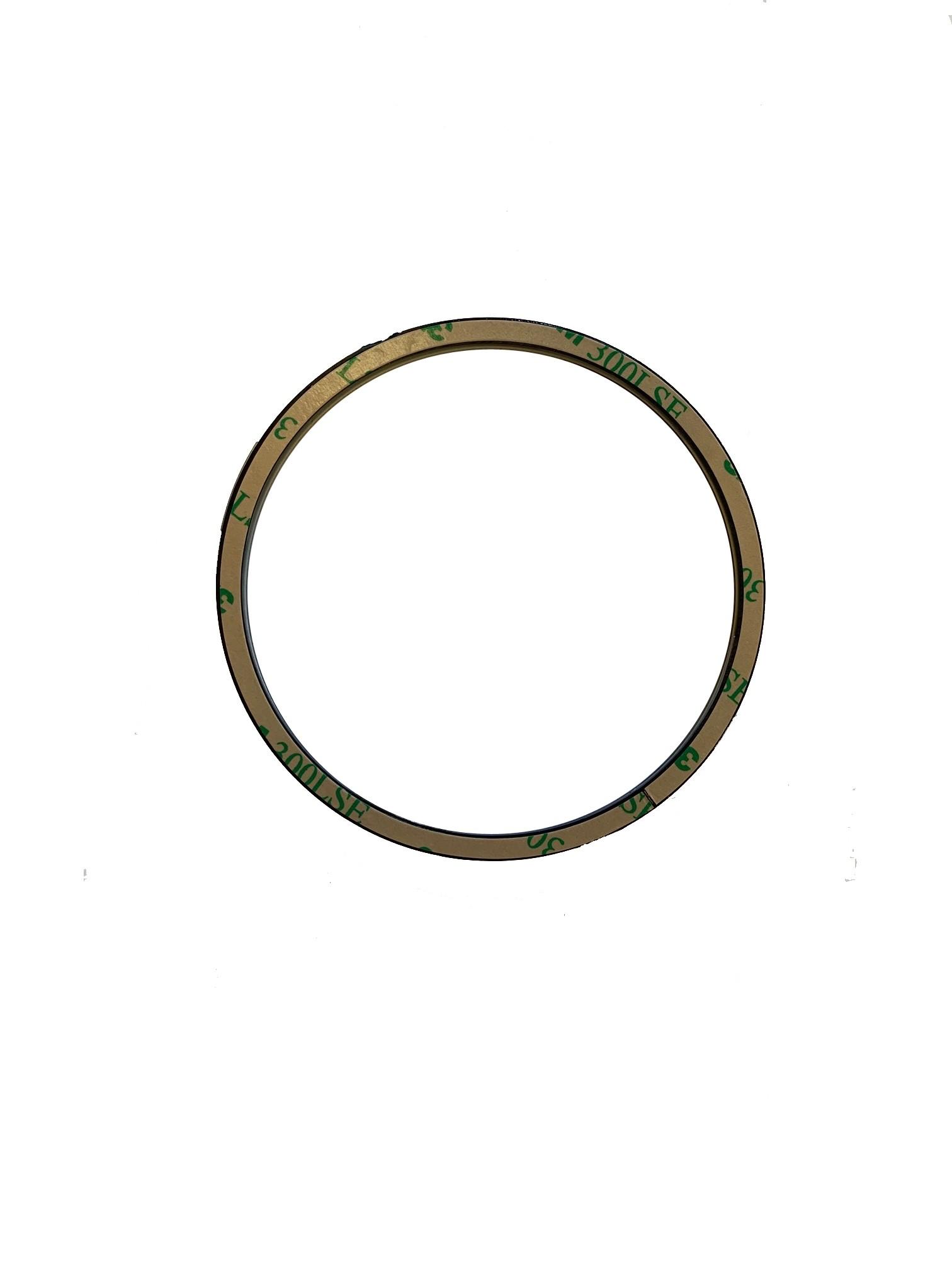 round badge magnetic holder