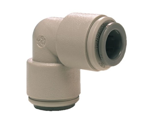 "3/8"" Equal Elbow Connector"