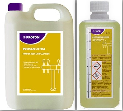 Prosan Ultra beer-line-cleaning-chemical