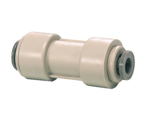 """Reducing straight connector 1/2"""" - 3/8"""""""
