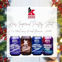 Kees Imperial Pastry Stout 4 Pack