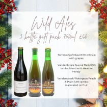 Wild Ales 3 Bottle Gift Pack