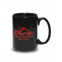 orange county choppers biker gift mug