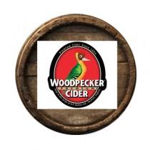 Woodpecker Cider keg collection local sunderland